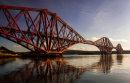 The Forth Rail Bridge.