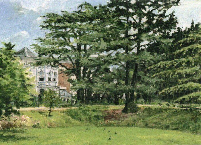 017-Jephson Gardens In Summer