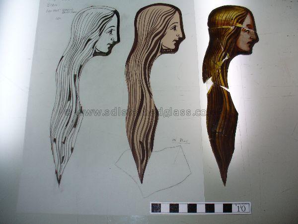 Eve's head