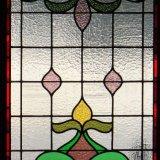 Door Panel Leaded Light