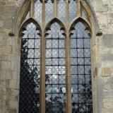Plain Diamond Glazed Window