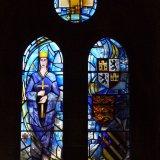Queen Eleanor Window, All Saints Church, Harby, Nottinghamshire, 2007