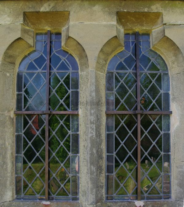 St Peter's Vestry Window