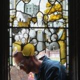 Removing a vandalised window