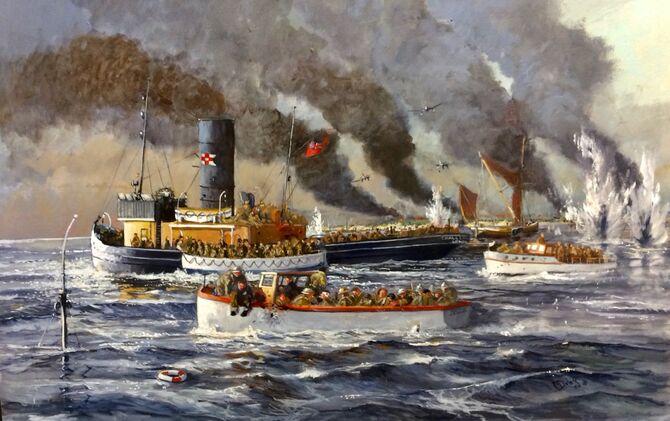 Challenge at Dunkirk