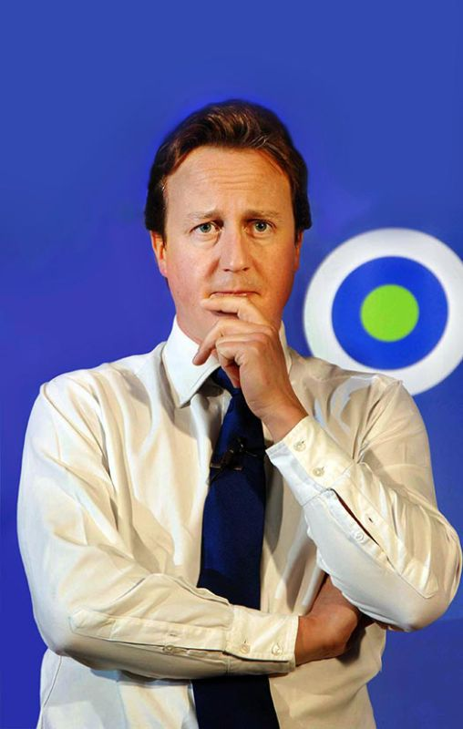 David Cameron PM
