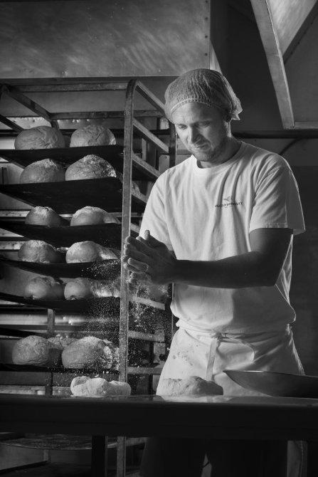 Malcolm Barnecutt Bakery