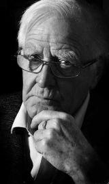 World's number one spy novelist, John le Carre.