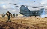 4 Brigade trains for Afghanistan
