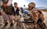 Kajaki. Afghanistan.