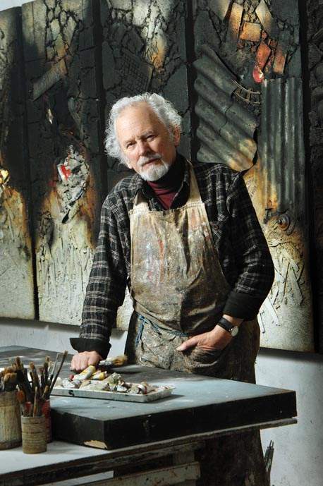 CORNISH ARTIST FEATURES IN USA 911 EXHIBITION.