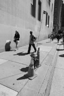 street scene with hydrant