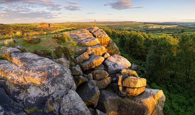 Birchen Edge - Derbyshire