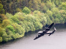 Lancaster over Ladybower Reservoir May 2008