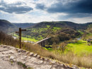 Spring light at Monsal Head