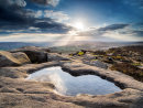 Stanage Rock pool