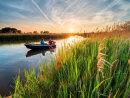 Womack Dyke sunset