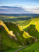 Winnats Pass - Castleton