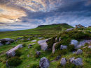 Evening light over Higger Tor