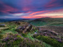 Higger Tor afterglow