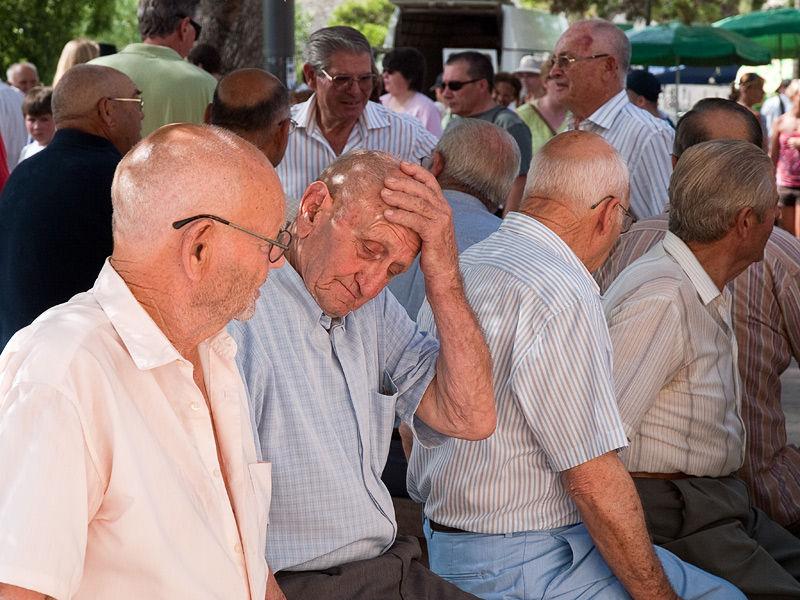 Meeting of elders