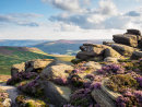 White Tor on Derwent Edge