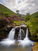 Fairbrook waterfall - Summer 2011