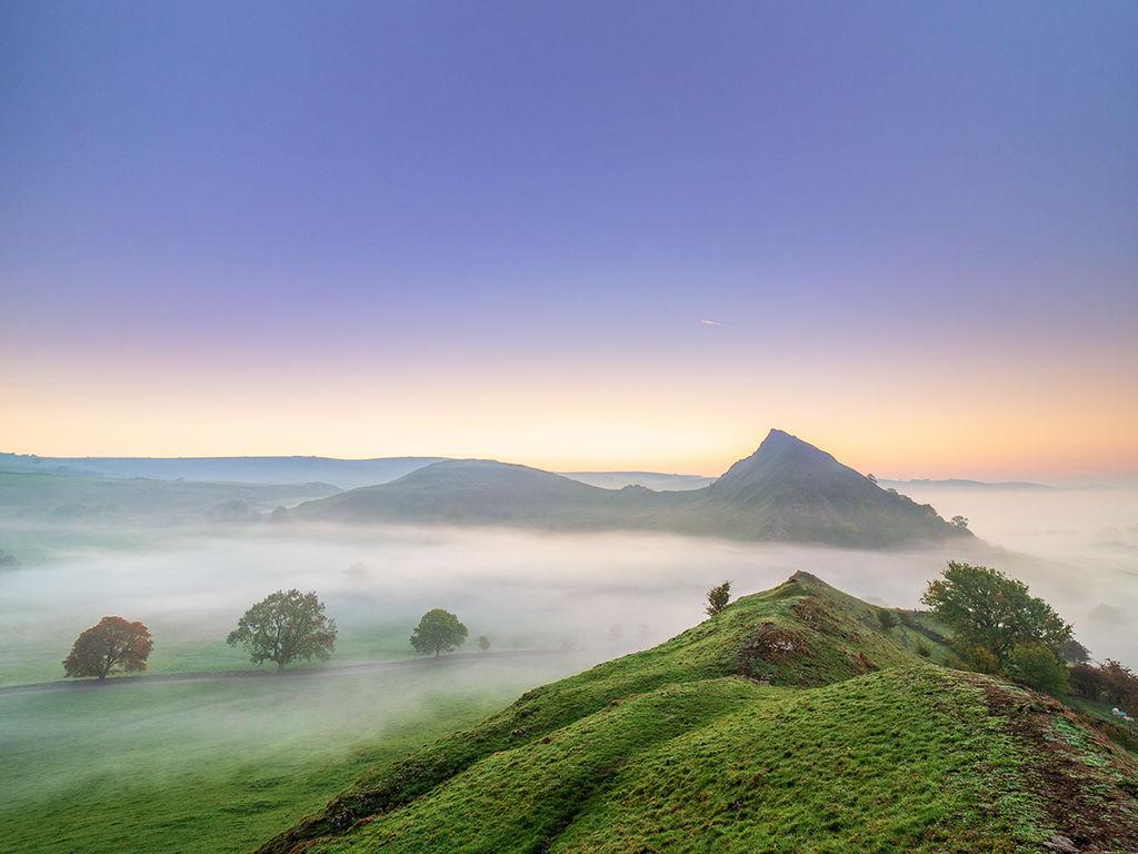 Dawn at Chrome Hill