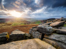 Dramatic light at Higger Tor