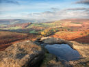 Autumn from Stanage Edge