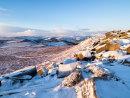 Higger Tor in winter