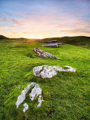 Arbor Low sunrise