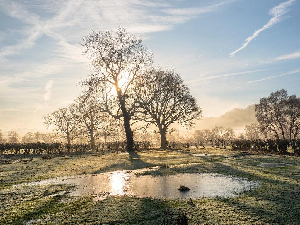 Hathersage frost