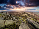 Stanage sunrise