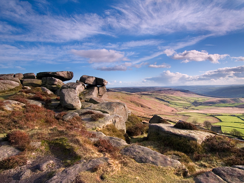 Upper Stanage / Burbage