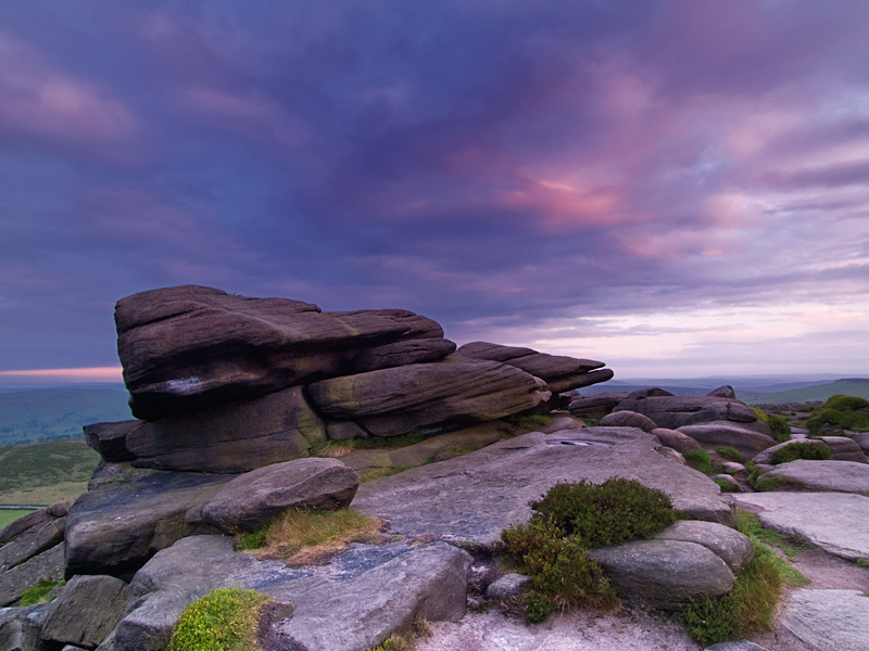 Burbage Sunrise