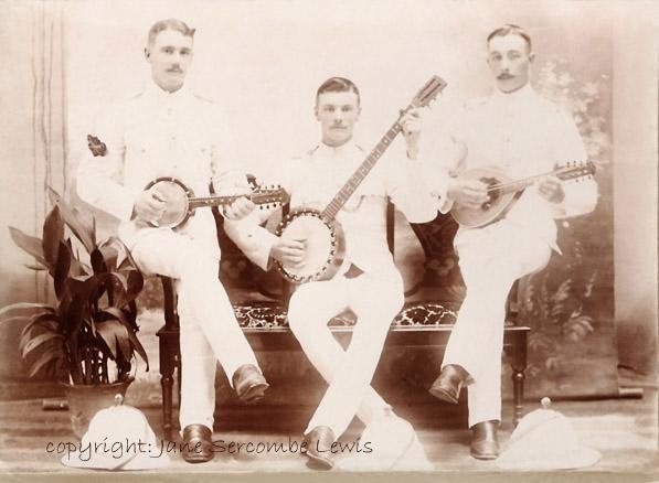 MUSICIANS c.1911