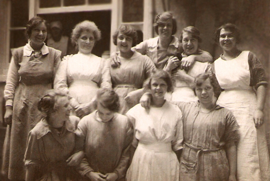 QUEEN MARY'S HOSPITAL, SIDCUP c.1920s