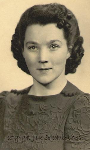 JUNE KATHLEEN PANKHURST 1942