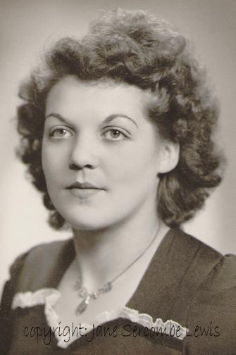 NORAH MAY PANKHURST 1947
