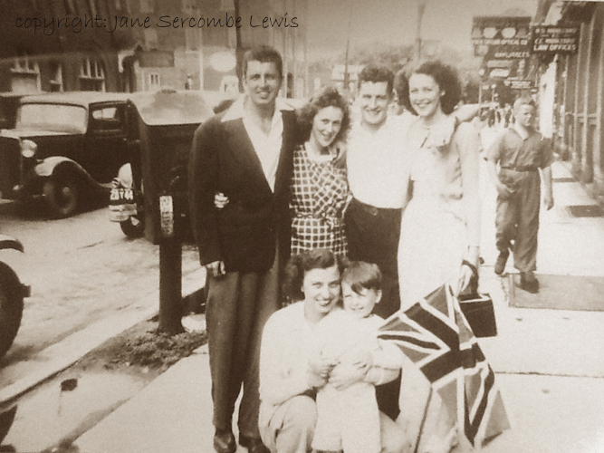 CANADA c.1940s
