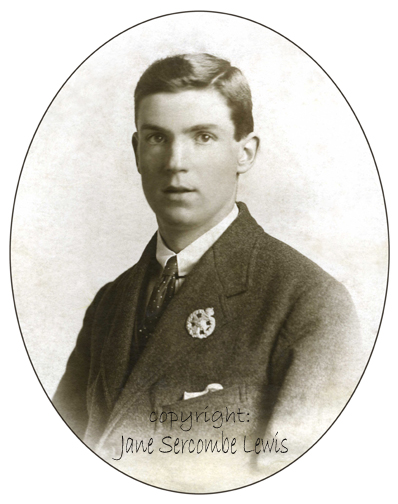 CHARLES ARTHUR PANKHURST 1918