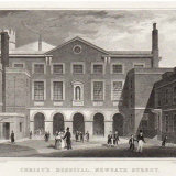 CHRIST'S HOSPITAL SCHOOL NEWGATE