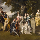 THE FAMILY OF SIR WILLIAM YOUNG c.1776-70