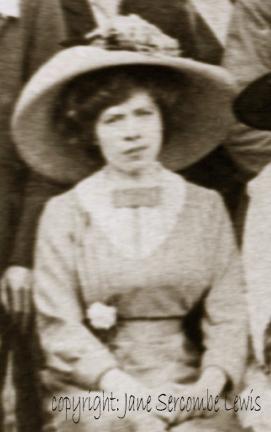 LILY ELIZABETH STRUDWICK 1912