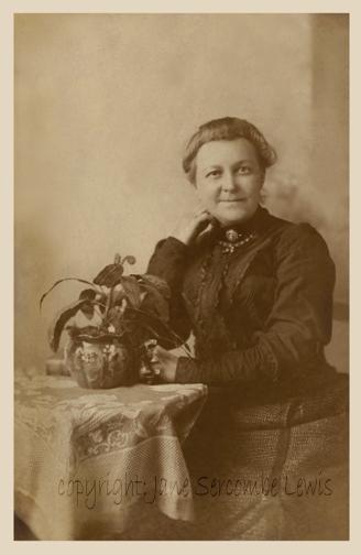 MARY EMMA SERCOMBE c.1910