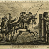 THE UNION: OR THE PAY-MASTERS 1768