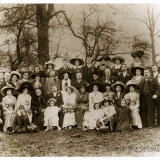 TREE FAMILY WEDDING 1912
