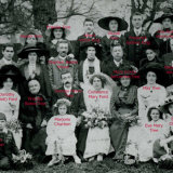 TREE FAMILY WEDDING 1912