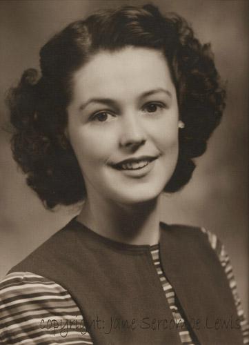 ULUNDI MARY 'MICKEY' ADAMS c.1940s